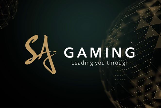 sa gaming 168